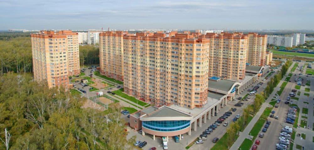 3-й микрорайон г. Московский