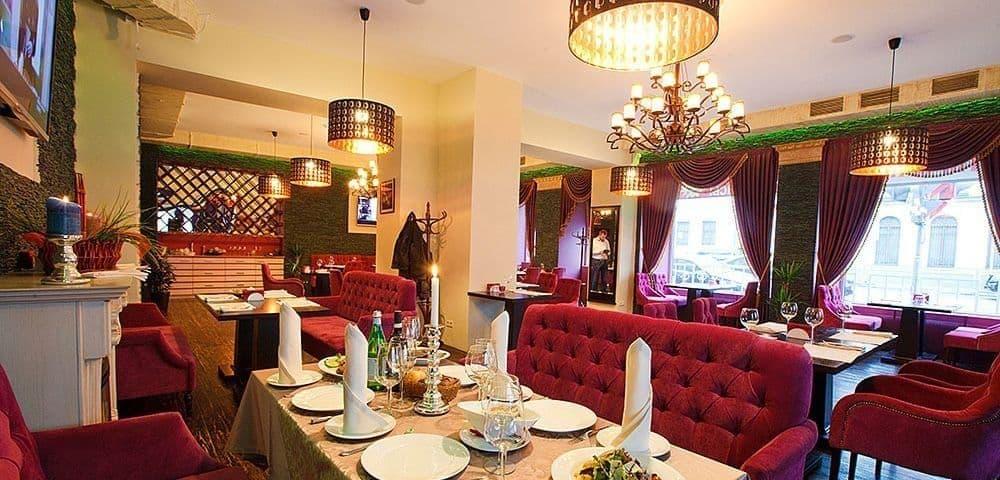 Ресторан на Волхонке